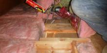 Whole Home Energy Retrofit Insulation